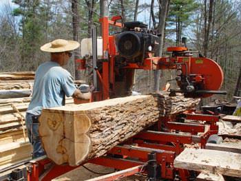Black Locust Milled Lumber